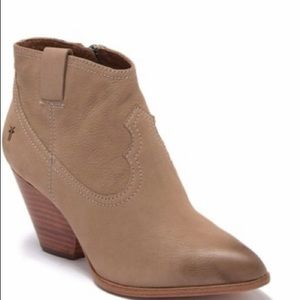 NWOB Frye  Reina Leather Bootie